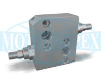 Предохранительные клапаны VAU OMP/OMR двустороннего действия для гидромоторов DANFOSS серии OMP и OMR