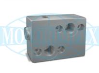 Клапани VSBF для гідромоторів DANFOSS серії OMP і OMR