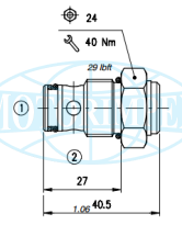 Картриджные обратные клапаны VUI и UC