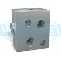 Клапани VSBF для гідромоторів DANFOSS серії OMS