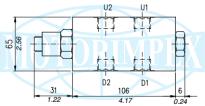 Клапаны последовательности VRCL