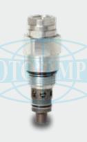 Безутечные картриджные предохранительные клапаны MC10M