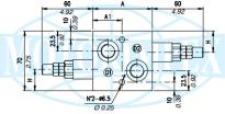 Запобіжні клапани двостороннього дії VAIL і VADDL