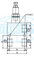 Запобіжні клапани VMPP / B / L