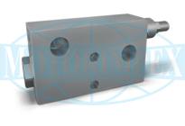 Клапани розвантаження VEP для здвоєних насосів