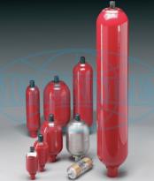 Гідроакумулятори балонні SB330, SB400, SB500 і SB550