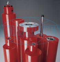 Гидроаккумуляторы поршневые SK210 и SK350