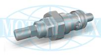 Картриджные предохранительные клапаны VMPC 120