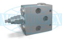 Двусторонние предохранительные клапаны VAA/RU