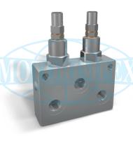 Двосторонні запобіжні клапани VMPD