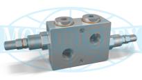 Двосторонні запобіжні клапани VMPDI
