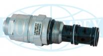 Картриджные редукционные клапаны UZCS6