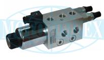 Диверторы 6-ти линейные 6UREE10 с предохранительными и обратными клапанами