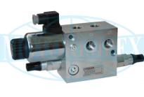 Диверторы 6-ти линейные 6UREE10 с двухсторонним предохранительным клапаном