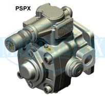 Насоси пластинчасті регульовані PVSX, PSPX, PSPKX, PHVX у вибухозахищеному виконанні (ATEX)