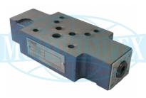 Дроссели Z2FS10 с обратным клапаном