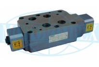 Дроссели Z2FS22 с обратным клапаном