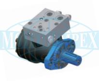 Клапаны BV для гидромоторов
