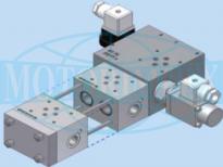 Клапаны разгрузки BV72 для сдвоенных насосов