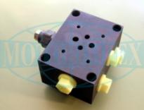 Монтажные плиты BPC3 с предохранительным клапаном