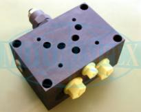 Монтажні плити BPC5 із запобіжним клапаном