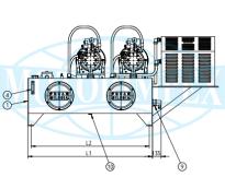 Гідравлічна станція UHPT