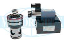 Логічні клапани URZS40 і кришки ULZS40