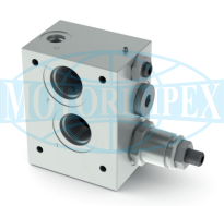 Клапаны разгрузки FEH30LS для сдвоенных насосов