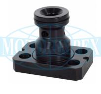 Картриджні зворотні клапани UZZD20