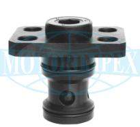 Картриджні зворотні клапани UZZD32