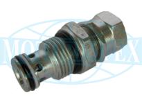 Картриджні запобіжні клапани UZPS4