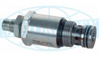 Картриджные дроссели UDZD6 с обратным клапаном