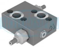 Клапани KP для гідромоторів