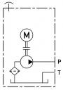 Мини-гидравлические станции CO1