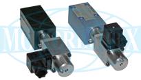 Пропорційні запобіжні клапани WZPPE6 і WZPRE6