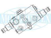 Двосторонні диференціальні клапани WR100-FB-12-14-R15