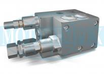 Клапани перекидання плуга VRAP DE + VMP