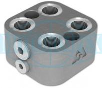 Предохранительные клапаны BKH для насос-дозаторов HKU и XY