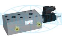 Запобіжні клапани ASDA і AGDA для гідромоторів і насосів