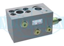 Запобіжні клапани AS (G) DF і ASDH для гідромоторів і насосів