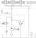 Мини-гидравлические станции UHKG с электродвигателем постоянного тока