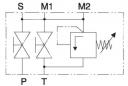 Блоки безпеки UZAE10 для гідроакумуляторів