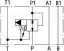Редукційні клапани UZCR6
