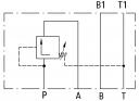 Клапани послідовності UZKB6