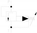 Картриджні запобіжні клапани UZPS6