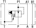 Редукційні клапани UZRR6
