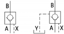 Гідрозамки односторонньої дії UZSG16