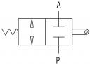 Механічні перемикачі V-FCC NC