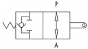 Механические переключатели V-FCR 1T