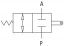 Механічні перемикачі V-FCR 2T